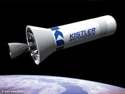 Rocketplane Kistler