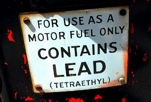 motor fuel with lead