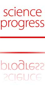 science progress logo with Web 2.0 logo reflection treatment