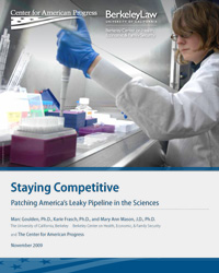 cover of Staying Competitive report